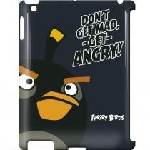 Capa iPad 2/3 de Acrílico Angry Birds Black  Geonav - Geonav