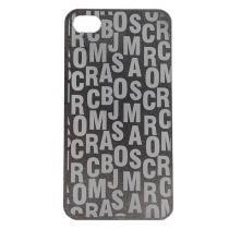 Capa Iphone 4/4S Jacobs Letras Prata - Idea - Idea