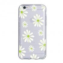 Capa Iphone 6 E 6S My Cover Flores Margaridas  - ICOVER - iCOVER