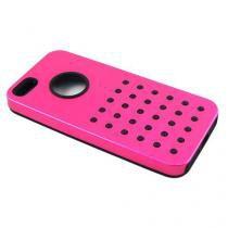 Capa Leadership para iPhone 5/5S Rosa - 3195 - Leadership