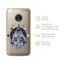 Capa Moto G5 Plus - Astronauta - 99capas