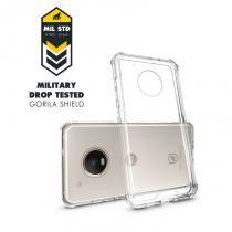 Capa moto g5 - ultra clear - gorila shield - Gorila shield