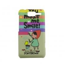 Capa Motorola D1 Pc Colorido You Make Me Smile - Idea - Idea