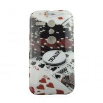 Capa Motorola Moto G Tpu Poker - Idea - Idea