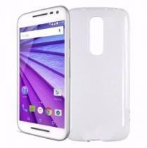 Capa Motorola Moto G3 Transparente Lisa - Idea