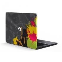 Capa notebook positivo  linha stilo xc / stilo one xc  painting - Positivo