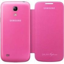 Capa Original Flip Cover Samsung Galaxy S4 Mini - Pink - Samsung
