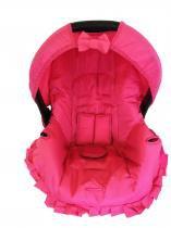 Capa para Bebê conforto Multimarcas de 0 a 13 KG Pink - Alan pierre baby