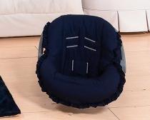Capa Para Bebê Conforto Urso Real 01 Peça - Marias enxoval