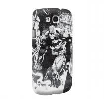 Capa para Celular Geek Batman: Tracing Batman - Samsung S3 - BAND UP
