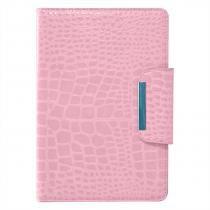 Capa para iPad Mini Couro Sintético Crocodilo - Mega Empório