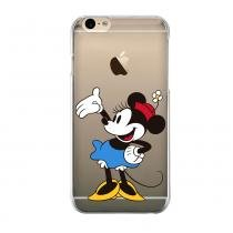 Capa para iPhone 5-5s Rafti Hello Minnie - Rafti