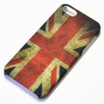 Capa para iPhone 5 Bandeira Reino Unido - YAAY