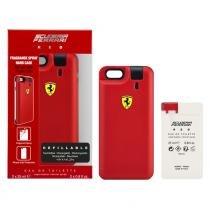 Capa Para iPhone Scuderia Ferrari  - Masculino - Eau de Toilette - Kits de Perfumes Refilável - Ferrari