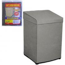 33871fcf3f Capa para Máquina de Lavar Roupa Flanelada Eletrolux GE Colormaq Ref 043 -  Brasil plast