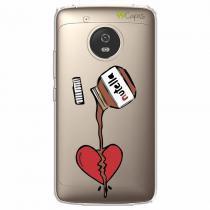 Capa para Moto G5 - Nutella - 99capas