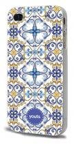 Capa para Smartphone iPhone 5/5S - Fashion Trends, Azulejo Imperial - Youts Youts