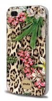 Capa para Smartphone iPhone 5/5S - Fashion Trends, Onça Braba - Youts Youts