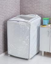Capa Para Vários Modelos De Máquina De Lavar Roupa No Tamanho M => 62cm x 65cm x 91cm - Tutti Casa
