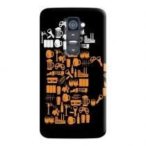 Capa personalizada exclusiva lg g2 d801 d802 d803 d805 - at77 - Lg