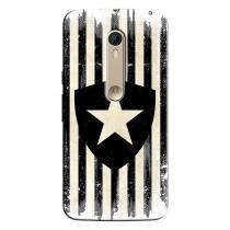 Capa Personalizada Exclusiva Motorola Moto X Style XT1572 Botafogo - FT02 - Motorola