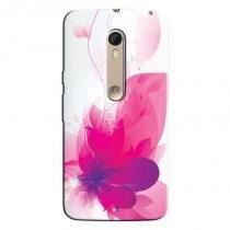 Capa Personalizada Exclusiva Motorola Moto X Style XT1572 Flores - FL19 - Motorola
