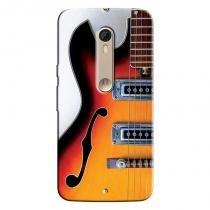 Capa Personalizada Exclusiva Motorola Moto X Style XT1572 Guitarra - MU21 - Motorola