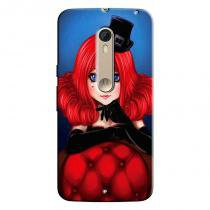 Capa Personalizada Exclusiva Motorola Moto X Style XT1572 Moulin Rouge - DE05 - Motorola