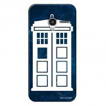 Capa Personalizada Exclusiva para Alcatel Pixi 3 4.5 Doctor Who - TV07 - Alcatel