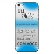 Capa Personalizada Exclusiva para Apple Iphone 5 5S Sons do Brasil  - MB19 - Apple