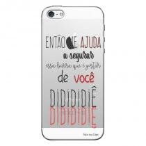 Capa Personalizada Exclusiva para Apple Iphone 5 5S Sons do Brasil - MB31 - Apple