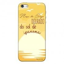 Capa Personalizada Exclusiva para Apple Iphone 5 5S Sons do Brasil - MB34 - Apple