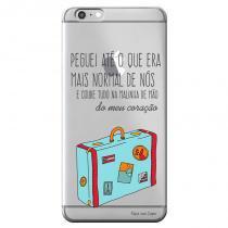 Capa Personalizada Exclusiva para Apple Iphone 6 6S Sons do Brasil - MB22 - Apple