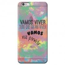 Capa Personalizada Exclusiva para Apple Iphone 6 6S Sons do Brasil - MB23 - Apple
