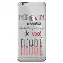 Capa Personalizada Exclusiva para Apple Iphone 6 6S Sons do Brasil - MB31 - Apple