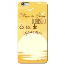 Capa Personalizada Exclusiva para Apple Iphone 6 6S Sons do Brasil - MB34 - Apple