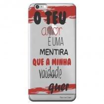 Capa Personalizada Exclusiva para Apple Iphone 6 Plus 6s Plus Sons do Brasil  - MB08 - Apple