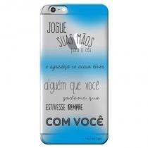 Capa Personalizada Exclusiva para Apple Iphone 6 Plus 6s Plus Sons do Brasil  - MB19 - Apple