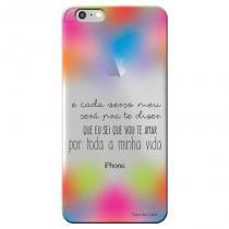 Capa Personalizada Exclusiva para Apple Iphone 6 Plus 6s Plus Sons do Brasil  - MB26 - Apple
