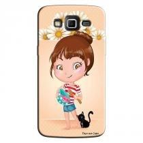 Capa Personalizada Exclusiva Samsung Galaxy Gran 2 Duos G7102 G7105 - DE02 -