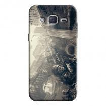 Capa Personalizada Exclusiva Samsung Galaxy J2 J200BT J200H J200Y Call of Duty - GA35 - Samsung