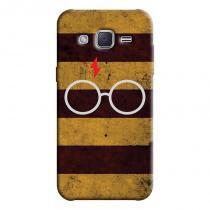 Capa Personalizada Exclusiva Samsung Galaxy J2 J200BT J200H J200Y Harry Potter - TV03 - Samsung