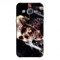 Capa Personalizada Exclusiva Samsung Galaxy J2 J200BT J200H J200Y Mortal Kombat - GA13 - Samsung