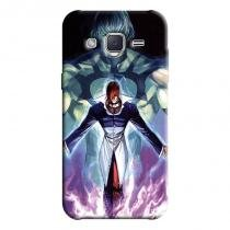 Capa Personalizada Exclusiva Samsung Galaxy J2 J200BT J200H J200Y The King of Fighters - GA06 -