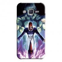 Capa Personalizada Exclusiva Samsung Galaxy J2 J200BT J200H J200Y The King of Fighters - GA06 - Samsung