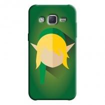 Capa Personalizada Exclusiva Samsung Galaxy J2 J200BT J200H J200Y The Legend of Zelda - GA17 - Samsung