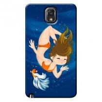 Capa Personalizada Exclusiva Samsung Galaxy Note 3 Neo Duos N7502 S7502 N7505 - DE04 - Samsung