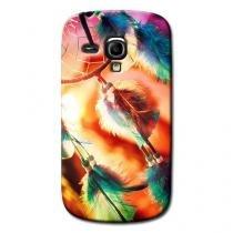 Capa Personalizada Exclusiva Samsung Galaxy S3 mini Ve I8200 - AT16 -