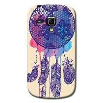Capa Personalizada Exclusiva Samsung Galaxy S3 Mini Ve I8200 - AT19 -