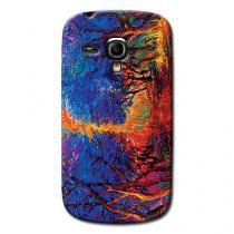 Capa Personalizada Exclusiva Samsung Galaxy S3 Mini Ve I8200 - AT38 -